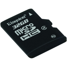 Карта памяти Kingston MicroSDHC 32GB